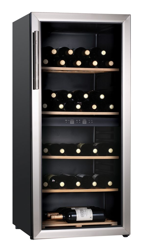 normal wine cooler